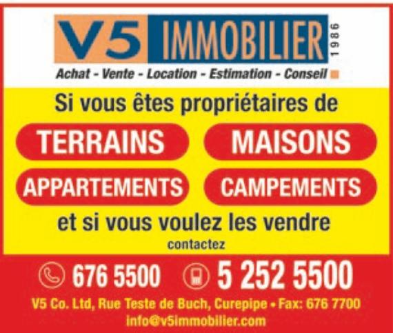 V5 Immobilier